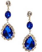 Asos Pastel Jewel Drop Earring