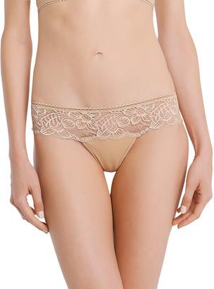 La Perla Layla Floral Lace Thong