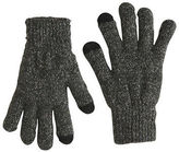 Aeropostale Womens Free State Plush Gloves
