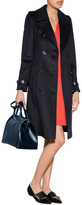 Burberry Wool-Cashmere Trench