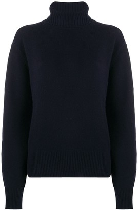 Chloé Cashmere Turtle Neck Knit Jumper