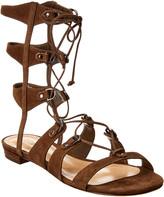 Schutz Flavie Suede Sandal