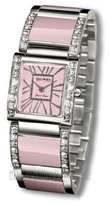 Haurex Italy Women's XS348DP1 Grand Dame Pink Dial Watch