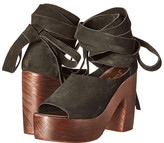 Free People Touch the Sky Wrap Clog