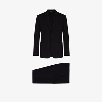 Ermenegildo Zegna Wash and Go two-piece wool suit