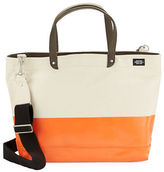 Jack Spade Dipped Industrial Colorblocked Tote Bag