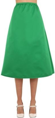 Rochas Duchesse Midi Skirt