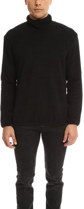 Biography Mock Turtleneck Pullover
