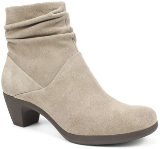 Cliffs By White Mountain Alina Suede Ankle Bootie