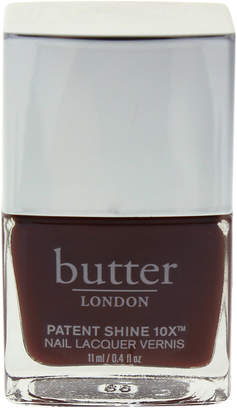 Butter London 0.4Oz Keep Calm Patent Shine 10X Nail Lacquer