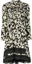 Proenza Schouler vine print dress