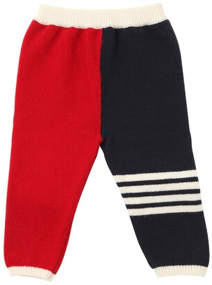 Thom Browne Cashmere Knit Sweatpants