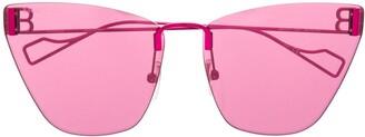 Balenciaga Eyewear Light Cat sunglasses