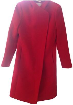 Hobbs Red Coat for Women