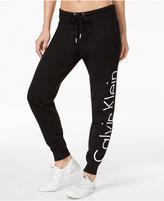 Calvin Klein Logo Joggers