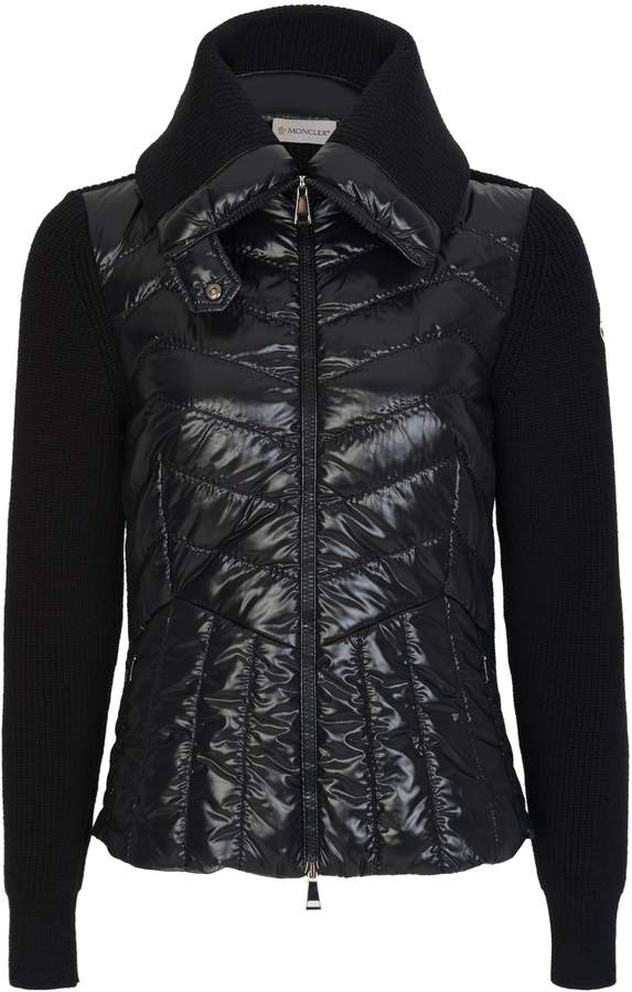e364f491b MONCLER Cardigan Quilted Jacket
