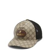 Gucci Logo-print GG Supreme cap
