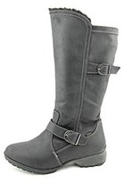 Sporto Womens Tall Boot With Buckle Detail.