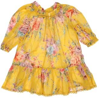 Zimmermann Zinnia L/S Dress
