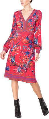 Hale Bob Wrap Dress