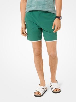 Michael Kors Stretch Sport Shorts