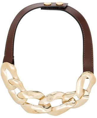Marni Large Link Chain Necklace