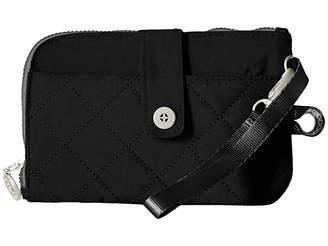 Baggallini RFID Passport Phone Wristlet
