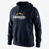 Nike Lockup (NFL Chargers) Men's Hoodie