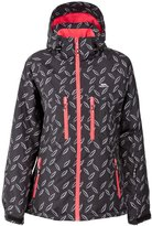 Trespass Womens/Ladies Patrelle Waterproof Padded Ski Jacket (L)