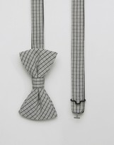 Original Penguin Bow Tie Grid Check