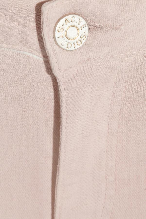 Acne Studios Skin mid-rise skinny jeans
