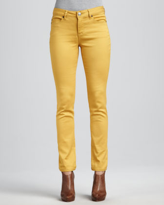 Liverpool Revolution Abby-Skinny Jeans, Warm Colors