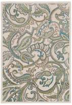 Feizy Rugs Feizy Burley Paisley 7 Foot 10 Inch X 10 Foot 6
