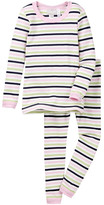 Coccoli Multi Stripe Pajamas (Toddler & Little Kid)