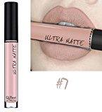 BOYON Urlta Matte Lipstick Sexy Long Lasting Waterproof Liquid Lipstick Moisturizer Velvet Lipstick Cosmetic Beauty Makeup #7