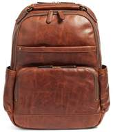 Frye Men's 'Logan' Leather Backpack - Brown