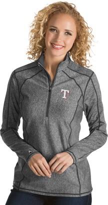 Antigua Women's Texas Rangers Tempo Pullover