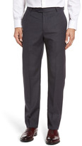 John W. Nordstrom Check Wool Trousers