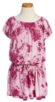 C&C California Girl's Tie Dye Dress