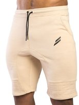 EU-Texus EU Men's Gym Workout Shorts Running Short Pants Bodybuilding Jogger with Pockets Small