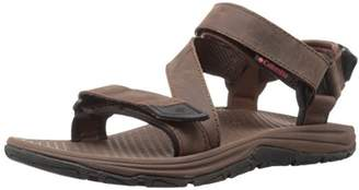 Columbia Men's Big Water Leather Sport Sandal