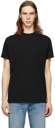 RE/DONE Black Modern T-Shirt