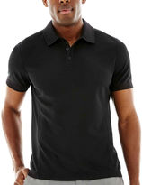 JCPenney Xersion Quick-Dri Short-Sleeve Polo Shirt