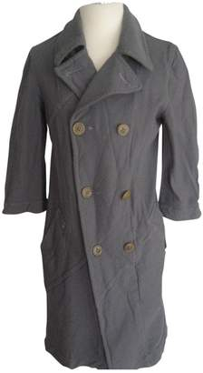 Comme des Garcons Grey Polyester Jackets