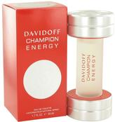 Davidoff Champion Energy Eau De Toilette Spray for Men (1.7 oz/50 ml)