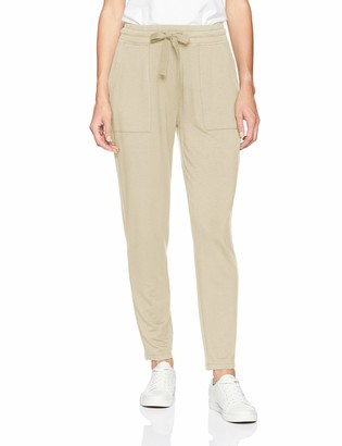 Daily Ritual Women's Supersoft Terry Patch-Pocket Jogger