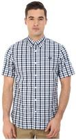 Fred Perry Herringbone Gingham Shirt