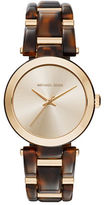 Michael Kors 36mm Delray Acetate Bracelet Watch