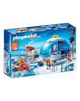 Playmobil Arctic Expedition Headquarters