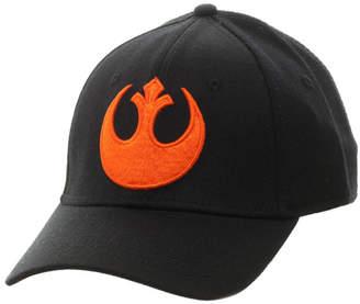 Bioworld Men's Baseball Caps - Star Wars Black Rebel Baseball Cap
